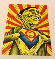 Pegatina/sticker/Autocollant / Adesivo: Obama/ Peace On Earth/ Paz En La Tierra