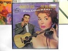 The Big Bopper - Chantilly Lace - Hellooo Baby - Mercury 20402 Sealed LP