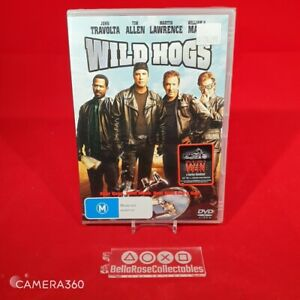 Wild Hogs - DVD - Fast Post Brand New *BRCollectables*