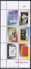 ARUBA 2014: NVPH 734 - 739: SALVADOR DALI: serie postfris