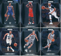 2017-18 Panini Prizm Basketball - Base Set & RC's - Choose From Card #'s 1-300