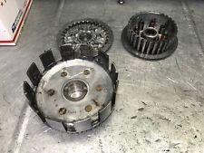 1979 Suzuki RM125 RM 125 Inner & Outer Clutch Basket Pressure Plate 80 OEM AHRMA