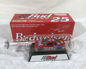 Ricky Craven  #25 Monte Carlo Glass Bottle 1:64 Scale   1973 Of 3000