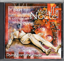 Medulla Nocte - Dying From The Inside CD