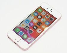 Apple iPhone SE - 32GB - Rose Gold (Verizon) A1662 (CDMA + GSM)
