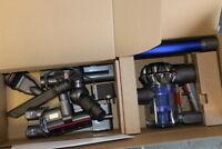 Dyson V6 Fluffy Cordless Stick Handheld Manufacturer Refurbished 1 Year Warranty