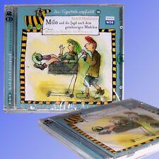 Die Tigerente empfiehlt Nr10 / Milo und die Jagd nach .../ 2CD Hörspiel Hörbuch