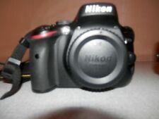 Nikon D D5100 16.2MP Digital SLR Camera - Black (Kit with AF-S VR 18-55 mm Lens)