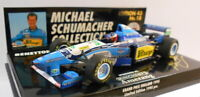 Minichamps F1 1/43 Scale - 510954312 BENETTON B195 M.SCHUMACHER