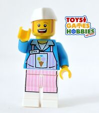 *NEW* LEGO Ice Cream Mike Minifigure Minifig from set 70804 Truck Movie