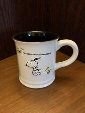 Peanuts Snoopy and Woodstock mug