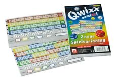 Qwixx gemiXXt Zusatzblock Zusatzblöcke 2er Pack neuen Spielvarianten Würfelspiel