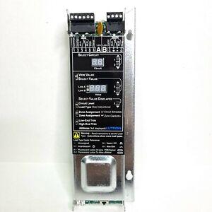 New Lutron Grafik Eye RK-CS Industrial Circuit Selector Panel Lighting