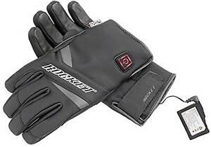 Joe Rocket Burner Heated Lite Gloves - Cold Weather Winter Motorcycle Street