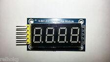 1 Module d'affichage 4 digits driver 595 ARDUINO DIY (env. France) E367
