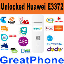 Unlocked New Huawei E3372 4G Plus 4GX  USB Modem