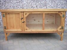 Rabbit Hutch 4ft X 2ft - Top Quality COULD DELIVER