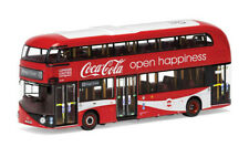Wrightbus NEW routemaster london-United Coca Cola 1:76 model corgi