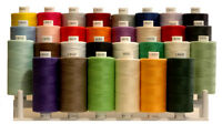 Moon Polyester Swing Thread Cotton (Choice of Different Colour and Quantity)