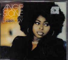 Angie Stone-Life Story Promo cd single