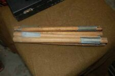 one  WWII US Army Airborne Shelter halve tent pole