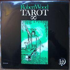 ROBERT WOOD Tarot LP AVANT GARDE / FREE JAZZ STEVE POTTS MINT!