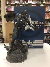 Sideshow Captain America Winter Soldier Premium Format Exclusive Statue #133/750