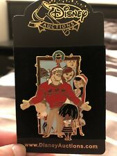 Disney Auctions Da Incredibles Home Holidays Christmas Edna Mode Jack Le 100 Pin