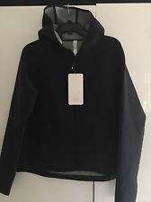 NEW Lululemon City Bound  BLACK Zipper Jacket Size 8 New with Tag