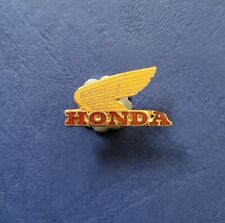 Honda - Pin - Emaille - gelb/rot