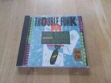 Trouble Funk the bomb has dropped Castle Communications 1987 UK CD GO GO RADIO
