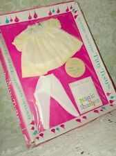 """Teenie Weenie Tiny Tears 9"""" Vinyl Doll OUTFIT ONLY ON CARD American Character"""