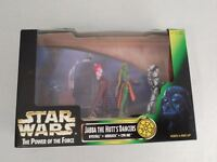 Star Wars Jabba The Hutt's Dancers Action Figure Rystall Greeata Lyn Me NEW