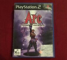 Arc : Twilight Of The Spirits - Sony Playstation 2 - Ps2