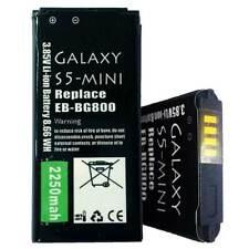 2250mah Akku Batterie Samsung Galaxy S5 mini SM-G800F original EB-BG800 BBE NFC