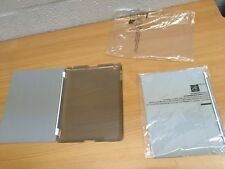 APPLE IPAD CLEAR BACK SNAP CASE MAGNETIC SMART COVER IPAD 2 3 4 NEW