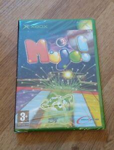 MICROSOFT XBOX GAME MOJO! NEW & SEALED GAME 3+ UK PAL GAME MOJO REFLEX TESTING