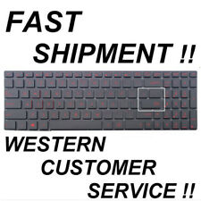 NEW ASUS US English Keyboard for GL551JK GL551JW GL551JM GL551JX gl551j