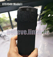 Black Replacement Front Cover For Motorola XTS1500 Model 1 Radio