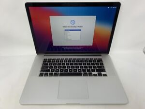 MacBook Pro 15 Retina Mid 2014 2.8GHz i7 16GB 1TB SSD - Good Cond. - Screen Wear