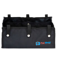 PracMedic- Under Seat Tote or Bag for 4 Wheel Rollator Walker- Premium Quality