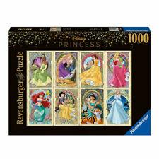 Ravensburger Disney Art Nouveau Princesses Jigsaw Puzzle - 16504