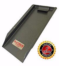 Plattinum, Floor Jack Holder-New Style- Keeps Floor Jack In Place All Aluminum