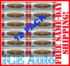 12 PACK - AlumAseal ASD12/2 Radiator LEAK STOP Sealer 20g