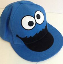 Sesame Street COOKIE MONSTER Funny Joke Cotton Hat for an Adult OSFA