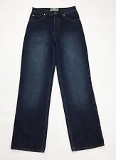 Mckenzie jeans uomo usato bootcut fit loose zampa gamba larga W28 tg 42 T3430