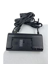 Genuine Original OEM Sony AC-V35A Battery Power Charger Adapter