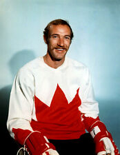 Bill White team Canada 1972 8x10 Photo