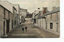 irish postcard ireland waterford strand street tramore