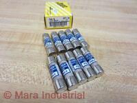Bussmann FNA-8 Cooper Fusetron Fuse FNA8 Pack of 10